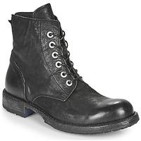 Παπούτσια Γυναίκα Μπότες Moma MALE Black