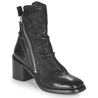 Παπούτσια Γυναίκα Μποτίνια Moma NANINI Black
