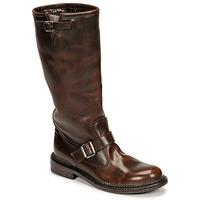 Παπούτσια Γυναίκα Μπότες για την πόλη Moma BIRERS Brown