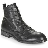Παπούτσια Άνδρας Μπότες Moma PUNTO Black
