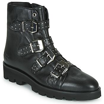 Παπούτσια Γυναίκα Μπότες Melvin & Hamilton SUSAN Black