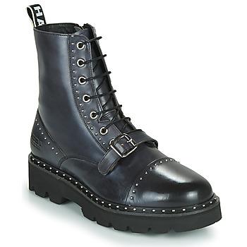 Παπούτσια Γυναίκα Μπότες Melvin & Hamilton WINSLET Black