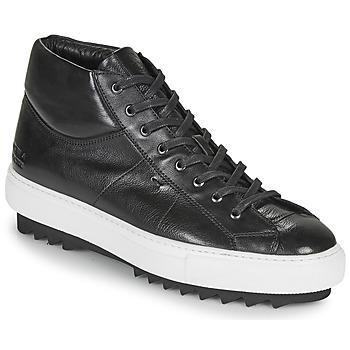 Παπούτσια Άνδρας Χαμηλά Sneakers Melvin & Hamilton MICK Black
