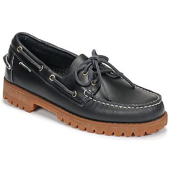 Παπούτσια Άνδρας Boat shoes Sebago RANGERWAXY Μπλέ