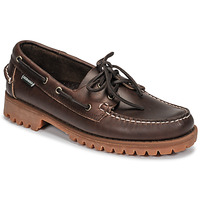 Παπούτσια Άνδρας Boat shoes Sebago RANGERWAXY Brown