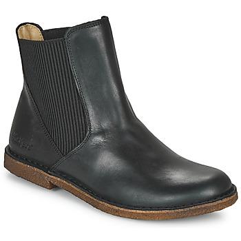 Παπούτσια Γυναίκα Μπότες Kickers TINTO Black