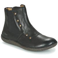 Παπούτσια Γυναίκα Μπότες Kickers HAPPLI Black
