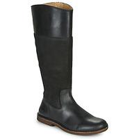 Παπούτσια Γυναίκα Μπότες για την πόλη Kickers TAKIKO Black