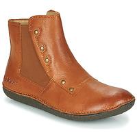 Παπούτσια Γυναίκα Μπότες Kickers HAPPLI Brown