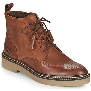 Παπούτσια Γυναίκα Μπότες Kickers OXANYHIGH Brown