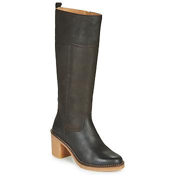Παπούτσια Γυναίκα Μπότες για την πόλη Kickers AVERNO Brown / Fonce