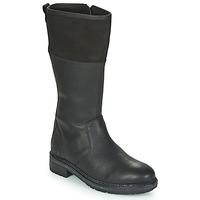 Παπούτσια Γυναίκα Μπότες για την πόλη Kickers WATHIGH Black