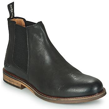 Παπούτσια Άνδρας Μπότες Kickers ALPHATRI Black
