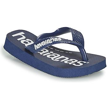Παπούτσια Αγόρι Σαγιονάρες Havaianas Top Logomania Marine