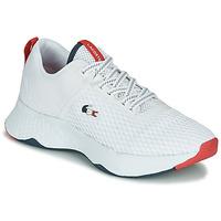 Παπούτσια Άνδρας Χαμηλά Sneakers Lacoste COURT-DRIVE 0120 3 SMA Άσπρο / Red