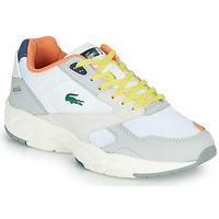 Παπούτσια Γυναίκα Χαμηλά Sneakers Lacoste STORM 96 LO 0120 2 SFA Grey / Μπλέ