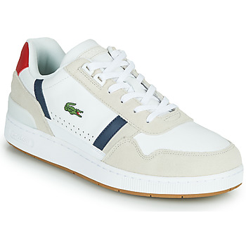 Xαμηλά Sneakers Lacoste T-CLIP 0120 2 SMA ΣΤΕΛΕΧΟΣ: Συνθετικό και ύφασμα & ΕΠΕΝΔΥΣΗ: Ύφασμα & ΕΣ. ΣΟΛΑ: Ύφασμα & ΕΞ. ΣΟΛΑ: Καουτσούκ