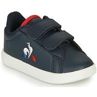 Παπούτσια Παιδί Χαμηλά Sneakers Le Coq Sportif COURTSET INF Marine