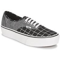 Παπούτσια Γυναίκα Χαμηλά Sneakers Vans AUTHENTIC PLATFORM 2.0 Grey