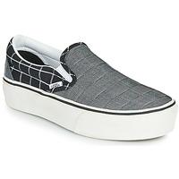 Παπούτσια Γυναίκα Slip on Vans CLASSIC SLIP-ON PLATFORM Grey