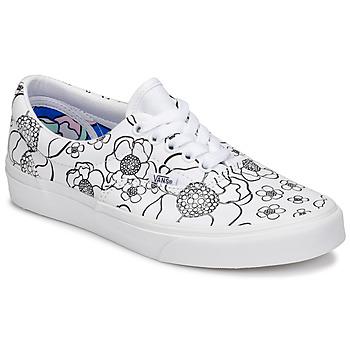 Παπούτσια Γυναίκα Χαμηλά Sneakers Vans ERA Άσπρο / Black