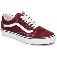 Παπούτσια Χαμηλά Sneakers Vans OLD SKOOL Bordeaux