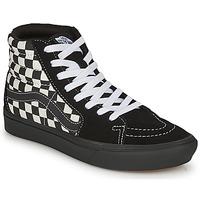 Παπούτσια Γυναίκα Ψηλά Sneakers Vans COMFYCUSH SK8-HI Black