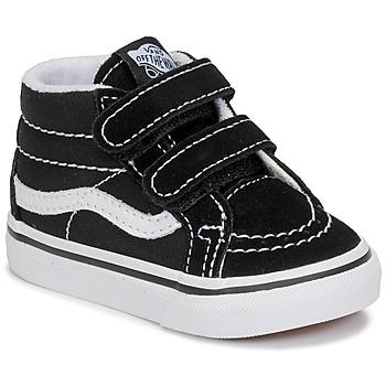 Παπούτσια Παιδί Ψηλά Sneakers Vans TD SK8-MID REISSUE V Black / Άσπρο