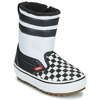 Παπούτσια Παιδί Snow boots Vans YT SLIP-ON SNOW BOOT MTE Black / Άσπρο