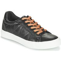 Παπούτσια Γυναίκα Χαμηλά Sneakers Le Temps des Cerises VIC Black