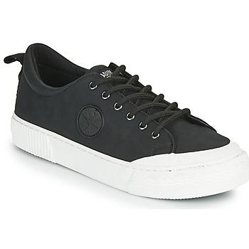 Παπούτσια Γυναίκα Χαμηλά Sneakers Palladium Manufacture STUDIO 02 Black