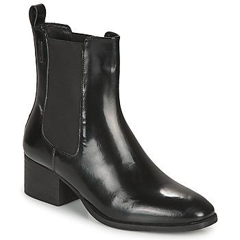 Παπούτσια Γυναίκα Μποτίνια Les Tropéziennes par M Belarbi Ling Black