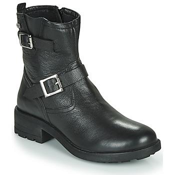 Παπούτσια Γυναίκα Μπότες Les Tropéziennes par M Belarbi Looky Black