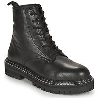 Παπούτσια Γυναίκα Μπότες Les Tropéziennes par M Belarbi Reine Black