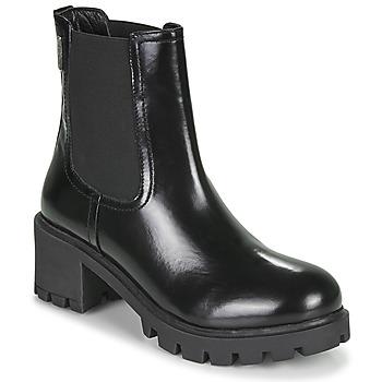 Παπούτσια Γυναίκα Μποτίνια Les Tropéziennes par M Belarbi ZANGE Black