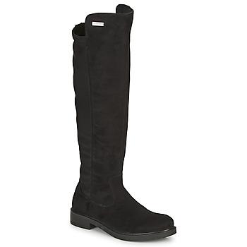 Παπούτσια Γυναίκα Μπότες για την πόλη Les Tropéziennes par M Belarbi Loupiote Black