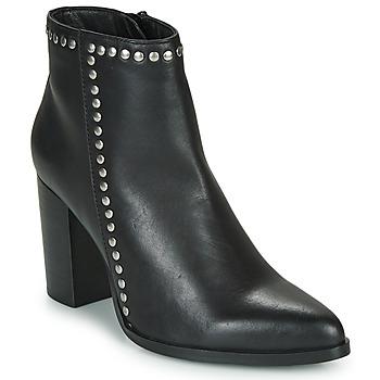 Παπούτσια Γυναίκα Μποτίνια Les Tropéziennes par M Belarbi KANOU Black