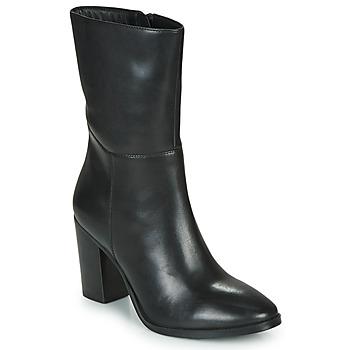 Παπούτσια Γυναίκα Μποτίνια Les Tropéziennes par M Belarbi Livana Black