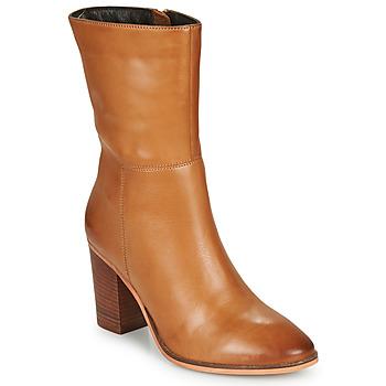 Παπούτσια Γυναίκα Μποτίνια Les Tropéziennes par M Belarbi Livana Brown