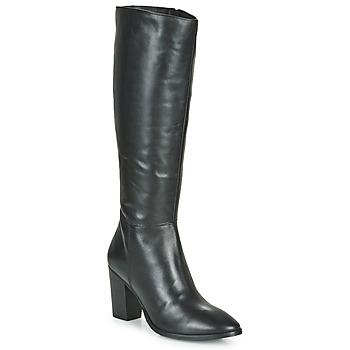 Παπούτσια Γυναίκα Μπότες για την πόλη Les Tropéziennes par M Belarbi Lyco Black