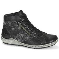Παπούτσια Γυναίκα Ψηλά Sneakers Remonte Dorndorf R1497-45 Black