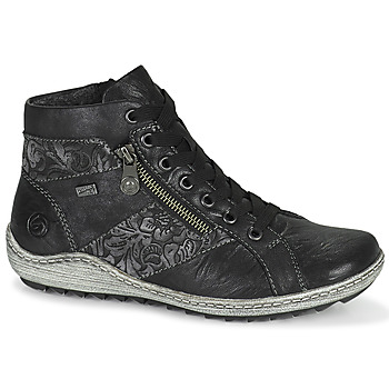Ψηλά Sneakers Remonte Dorndorf R1497-45 ΣΤΕΛΕΧΟΣ: Δέρμα & ΕΠΕΝΔΥΣΗ: Ύφασμα & ΕΣ. ΣΟΛΑ: Συνθετικό & ΕΞ. ΣΟΛΑ: Καουτσούκ