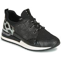 Παπούτσια Γυναίκα Χαμηλά Sneakers Remonte Dorndorf R2503-45 Black / Leopard