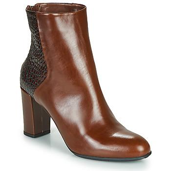 Παπούτσια Γυναίκα Μποτίνια Perlato JAMICOT Brown