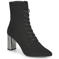 Παπούτσια Γυναίκα Μποτίνια Perlato JAMOGA Black