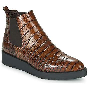 Παπούτσια Γυναίκα Μπότες Perlato JAMINO Brown