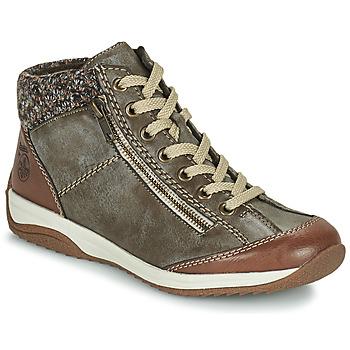 Παπούτσια Γυναίκα Μπότες Rieker L5223-24 Brown