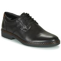 Παπούτσια Άνδρας Derby Rieker 16541-02 Black