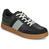 Παπούτσια Άνδρας Χαμηλά Sneakers Serafini WIMBLEDON Black / Grey