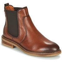 Παπούτσια Γυναίκα Μπότες Pikolinos ALDAYA W8J Brown